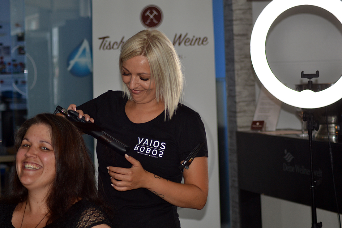 VAIOS ROBOS - Team on tour | VAIOS ROBOS | Friseur in Hockenheim